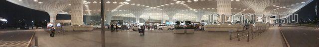 Аэропорт Мумбаи. Сюрпризы