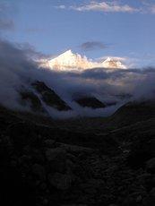 Бхагиратхи на закате