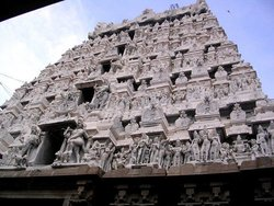 Тируваннамалай, храм Аруначалешвар