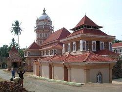 Гоа, храм