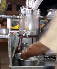 Водопроводный кран по-индийски