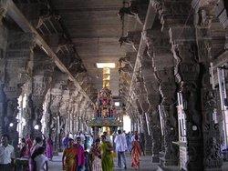 Канчипурам, храм