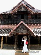 Дворец Падманабхапурам