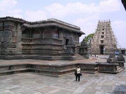 Белур, храм Ченнакешава
