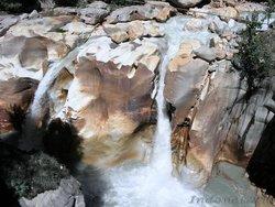 Ганготри, водопад