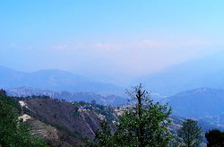 Нагаркот, Гималаи