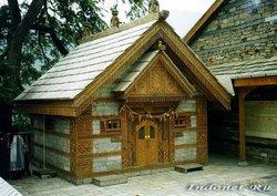 Нагар, храм