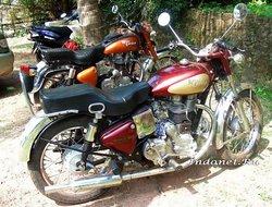 Мотоцикл Royal Enfield