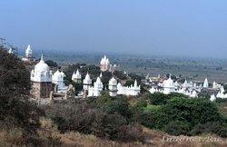 Сонагири, храмы