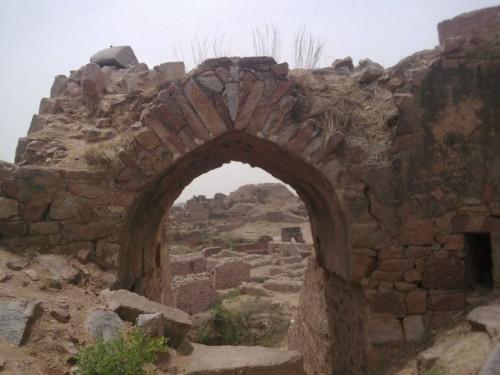 Туглакабад Форт