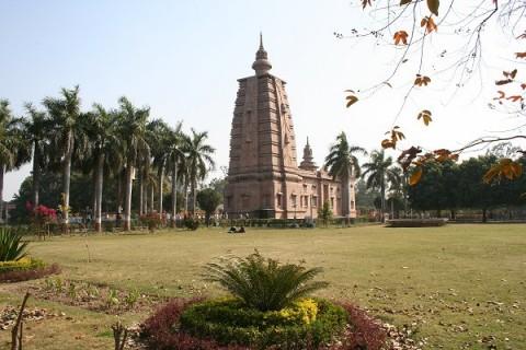 Храм Общества Махабодхи