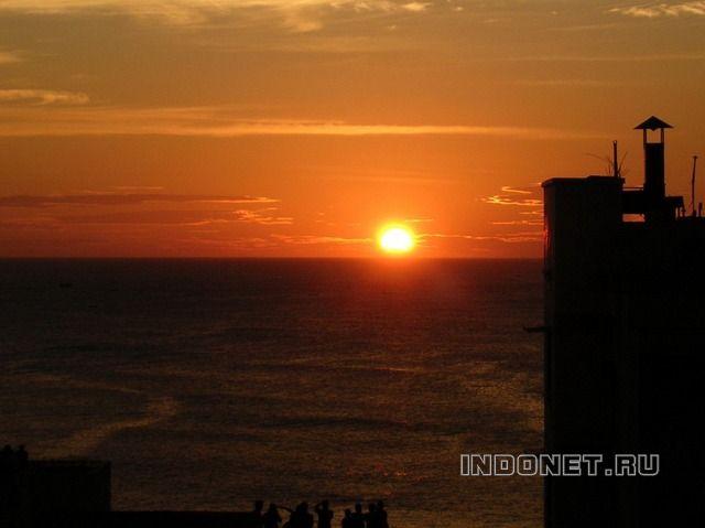 Каньякумари, восход солнца