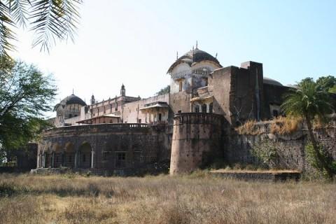 Исламнагар. Дворец Чаман Махал