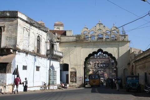 Бхопал. Ворота Чоука