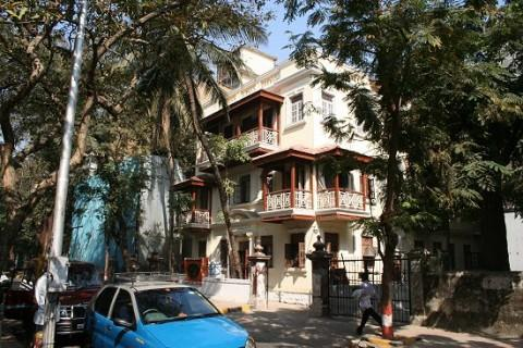 Мани Бхаван - бомбейский особнячок Махатмы Ганди