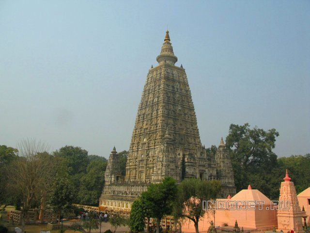 Бодхгайя, храм Махабодхи