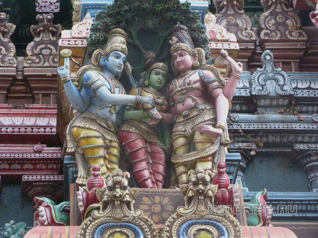 Индия - вдоль и поперек. Мадураи