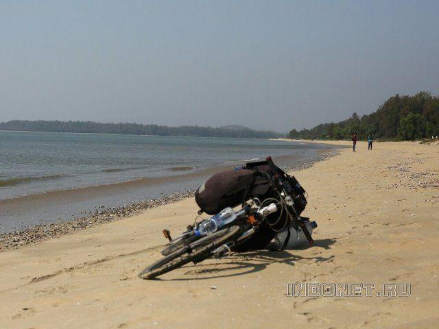 Через Индию на велосипеде