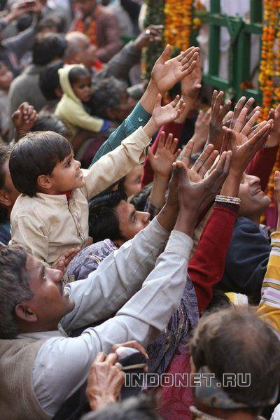 Индийцы, праздник