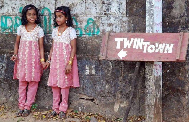 Тайны Индии: Кодинхи - город близнецов