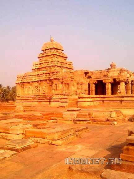 Паттадакал - достопримечательность южной Индии
