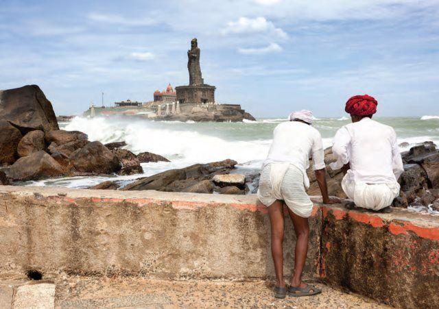 Индия, Тамил наду, Каньякумари
