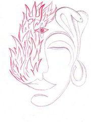 МахаДева Шива, разрушительный аспект