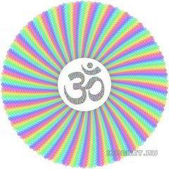 Ом - символ индуизма