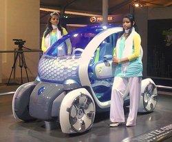 Международная автомобильная выставка в Дели 2010 г.