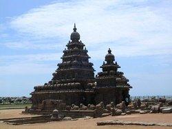 Мамаллапурам, прибрежный храм