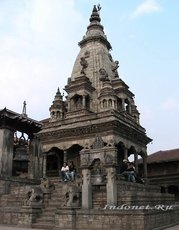 Бхактапур, храм Батсала Деви