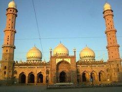 Бхопал, мечеть