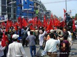 Красный Непал