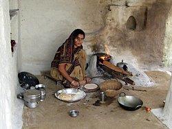 Каджурахо. Жена крестьянина