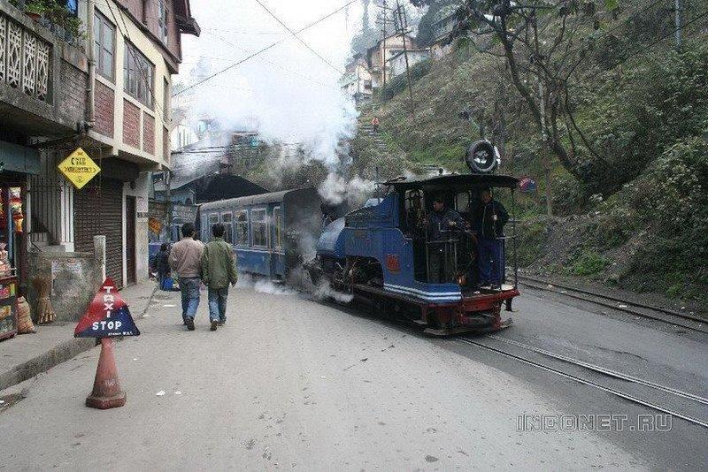 Поезд в Дарджилинге