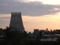 Храм Рамешварама