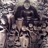 Аджанта, скульптура пещерного храма