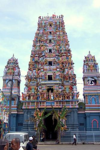 Коломбо, индуистский храм