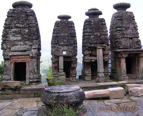 Фото храма солнца Катармал