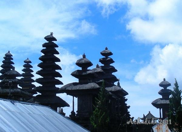 Храмы Кинтамани, центральный Бали