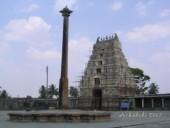 Фото гопурама храма Ченнакешава в Белуре