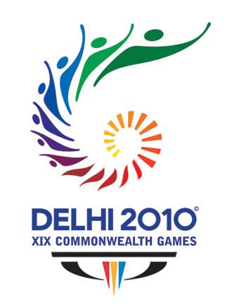 Логотип Игр Содружества в Дели 2010