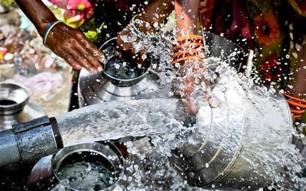 Индия, жизнь за воду