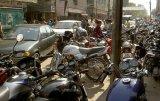 Колличество транспортных средств на единицу поверхности дороги ...