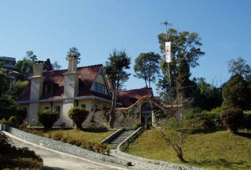 Вилла Крукети - ныне дом-музей Е.И.Рерих (фото из Сети)
