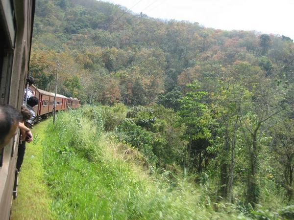 поезд на Шри Ланке