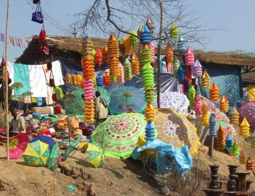 Сураджкунд Мела - праздник  народных ремесел
