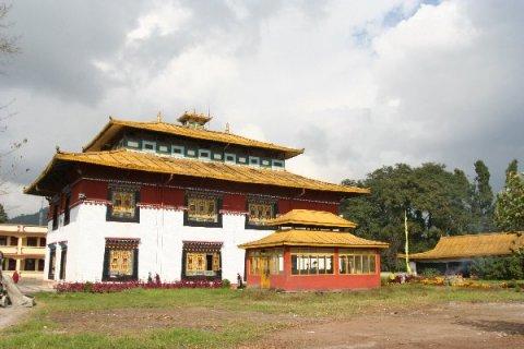 Гангток. Чула Кханг - королевский монастырь